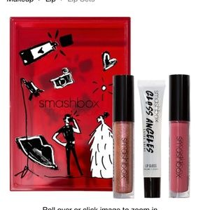 Smashbox Gloss Angeles Set of 3 full-size glosses